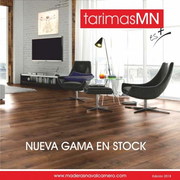 Catálogo Tarimas MN