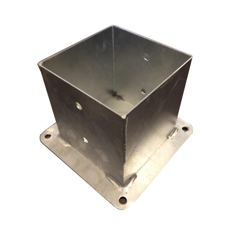 Base para Pilar 141 x 141 mm