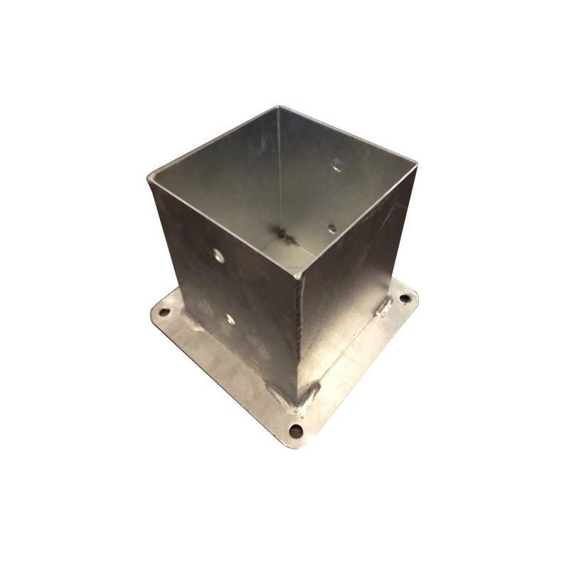 Base para Pilar 101 x 101 mm