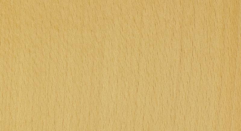 Tablero Aglomerado Rechapado Haya Vaporizada 2440x1220x16 mm