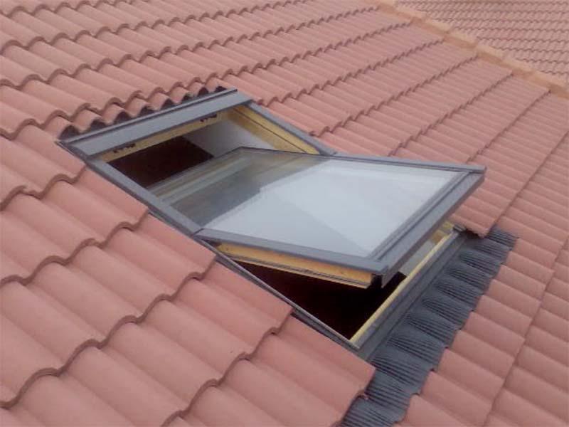 Ventanas para tejado