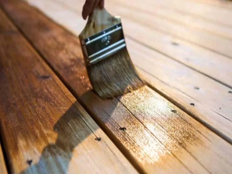 Tratamientos de protección para madera